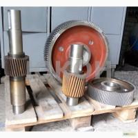 Валы и шестерни гранулятора ОГМ 1, 5 Комплект шестерен. Запчасти и расходники для ОГМ 1, 5