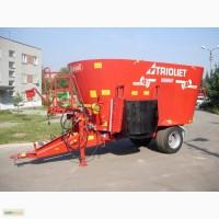 Смеситель-кормораздатчик Trioliet Solomix 2 12ZK