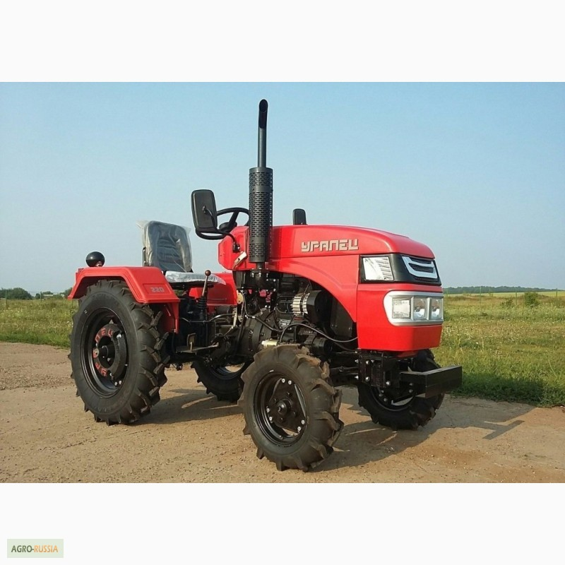 Трактор уралец 220 лучшее решение за свою цену