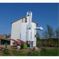 Зерносушилка циклического типа Strahl (Италия) модель 608 AR