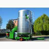 Зерносушилки мобильные и стационарные Агримек (Agrimec) Италия