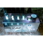 ГидроРАСПРЕДЕЛИТЕЛЬ 158F0451 пятисекционный Sauer-Danfoss к комбайну Дон-1500
