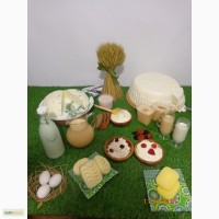 Кисломолочные продукты из Рязанской области