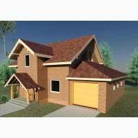 Проектирование домов, готовые проекты домов