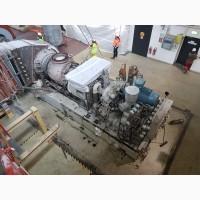 Монтаж, настройка и запуск электростанций Ruston SGT-200