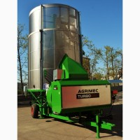 Зерносушилки мобильные Agrimec AS600 / Агримек (Италия)