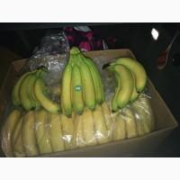 Бананы желтые