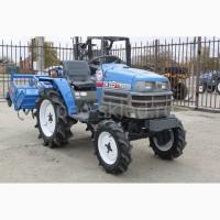Японский мини-трактор Iseki TM15F