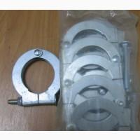 Хомут для трубы кормораздачи диам. 45 мм