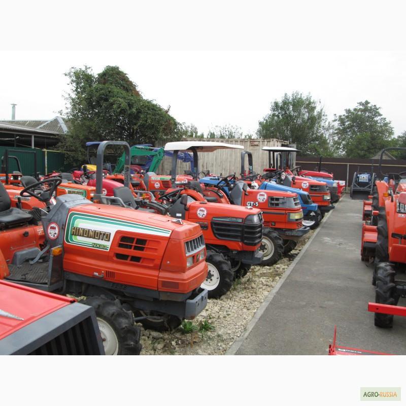 Тракторы б/у из Японии - Japan Partner