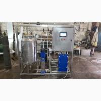 Пастеризатор для пива 1000 л/час