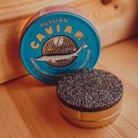 Организация реализует черную икру, морепродукты консервырованные