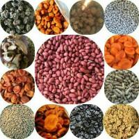 Сухофрукты и орехи, оптом из Узбекистана