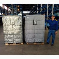 Термо-чехлы Frostwall для паллета и ролл-контейнеров