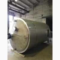 Емкость для переработки молока Я1-ОСВ10 из нержавеющей стали