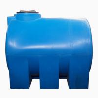 Горизонтальная емкость под воду 3000 литров (2-x слойная)