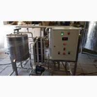 Пастеризатор полуавтоматический 1000 - 1200 л/ч