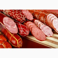 Колбасы и мясные деликатесы