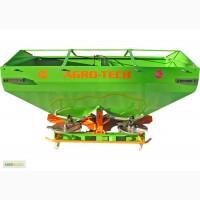 Разбрасыватель минеральных удобрений навесной МВУ-1500