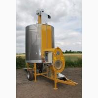 Мобильная зерносушилка Mecmar CPT7