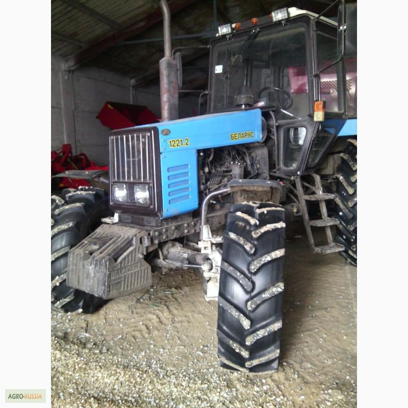 МТЗ-1221.2   Трактора БУ   Купить Б/У трактор   Продажа б.