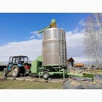 Мобильные зерносушилки Agrimec. Б/у и новые