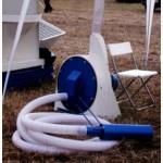 Дробилка для зерна ДПЗ-1 (1 т/ч)