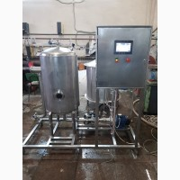 Станция для приемки и учета молока 10000-15000 л/ч