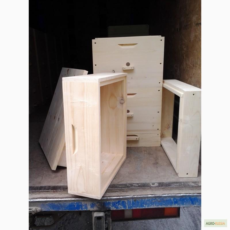 Фото 2. Самый популярный улей для пчел
