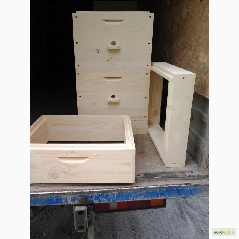 Фото 4. Самый популярный улей для пчел