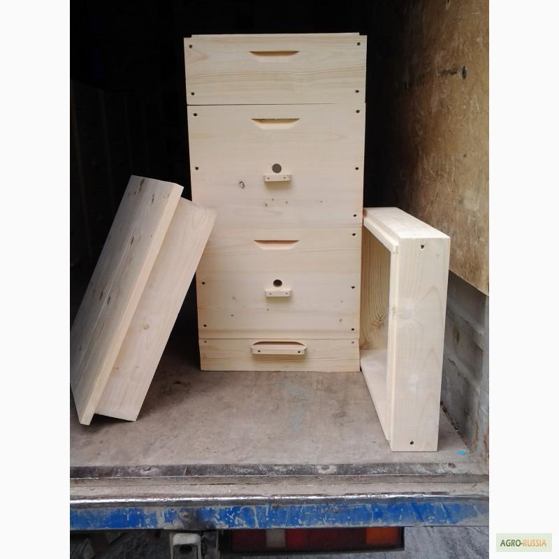 Фото 6. Самый популярный улей для пчел