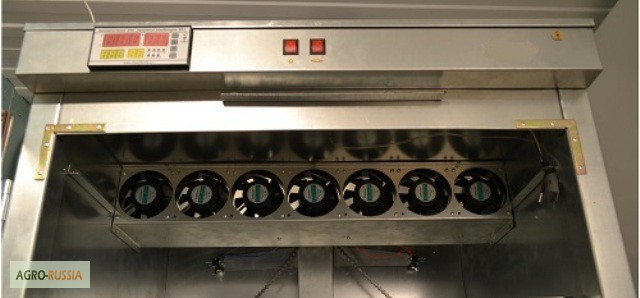 Инкубатор автоматический циркуляция воздуха