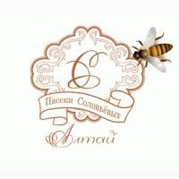 Натуральный Алтайский мед от производителя