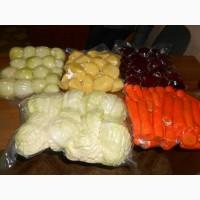Овощи в вакууме