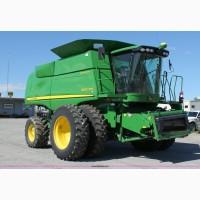 Услуги уборки урожая:зерновых, масличных, кукурузы, свеклы