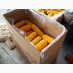 Сладкая кукуруза, быстро-замороженная, сахарная, в початках