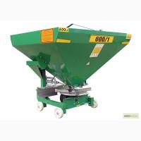 Разбрасыватель минеральных удобрений навесной МВУ-600