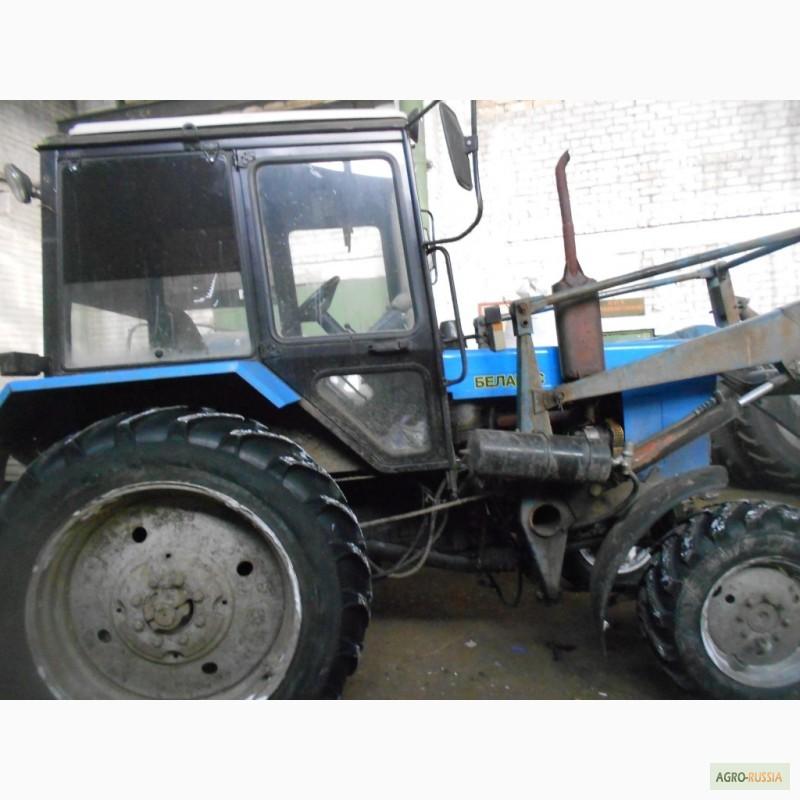 Продажа новых и б/у тракторов МТЗ в России, купить трактор.