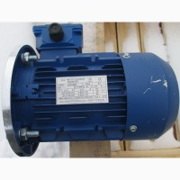 Мотор WG-80 B4 0, 75 квт IP55 1400/1650об/мин. S1 Witte Lastrup/Германия